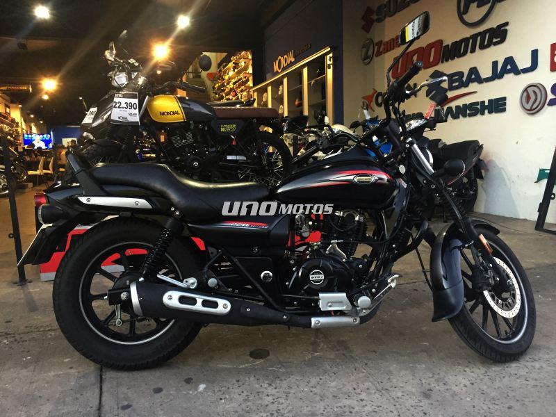 Moto Bajaj Avenger 220 Usada 2016 6050km INT 18325