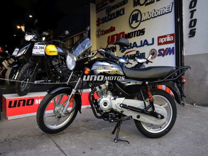 Moto Bajaj Boxer 150 Full