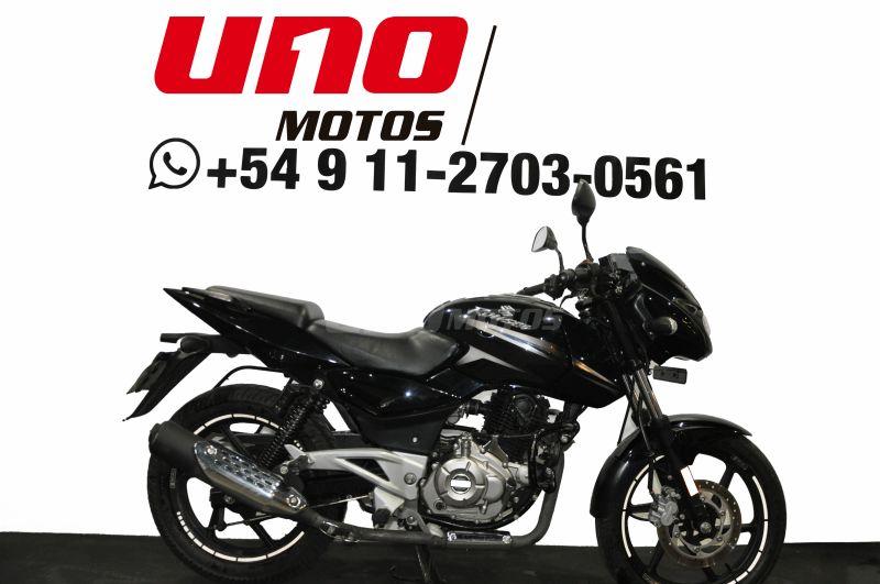 Moto Bajaj Rouser 180 Usada 2018 con 9500 km INT: 22207
