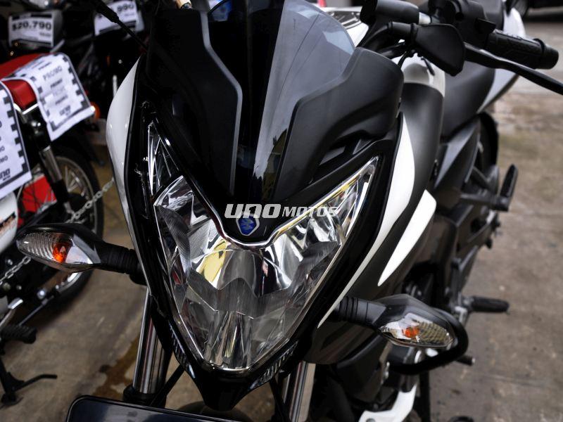 Moto Bajaj ROUSER 200 NS USADA, ANIO 2017 INT 18577