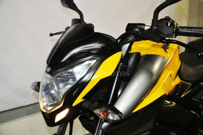 Moto Bajaj ROUSER 200 NS USADA 2018 CON 10451KM, INT 20798