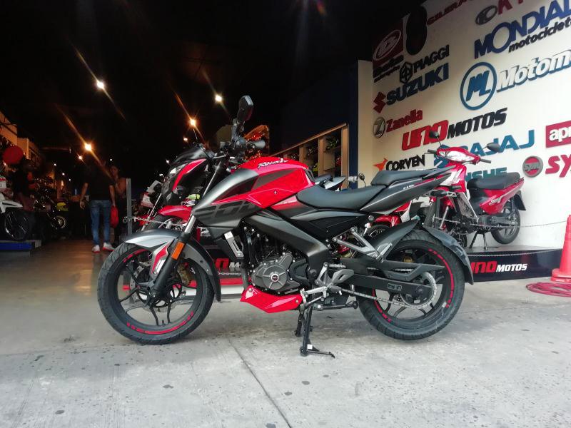 Moto Bajaj Rouser 200 Ns Fi Usada 2018 int 20102