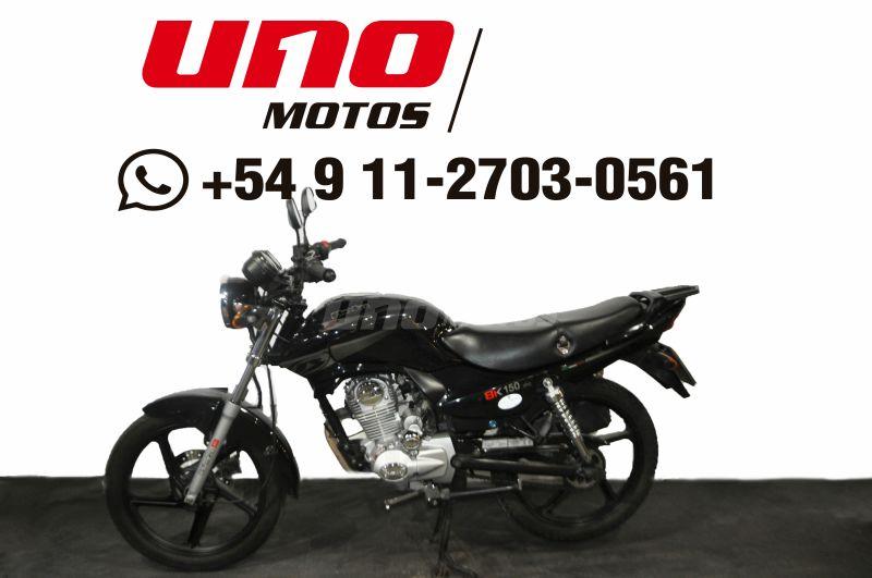 Moto Beta Bk 150 usada 2018 con 9100km Int 24012