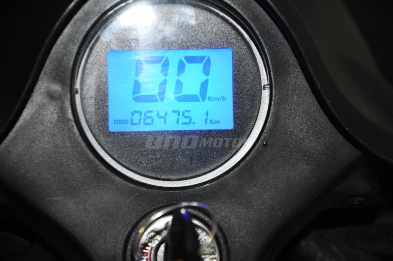Moto Beta boy 100 usada 2018, 6500 km int: 21673