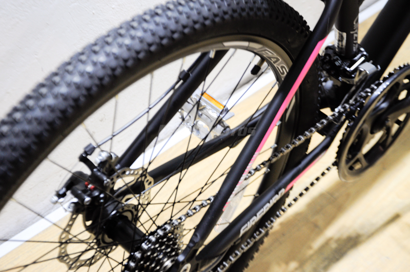 Moto Fire Bird Bicicleta MTB 27.5 Dama Aluminio 21v