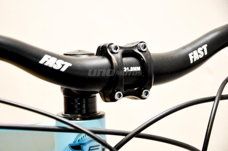 Moto Fire Bird Bicicleta MTB DAMA N.29 21 vel Shimano