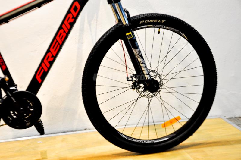 Moto Fire Bird Bicicleta MTB Rod 29 24 vel Shimano