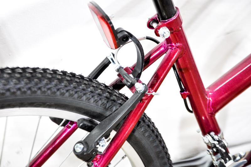 Moto Halley Bicicleta Halley MTB Classic R24 DAMA 18V kids