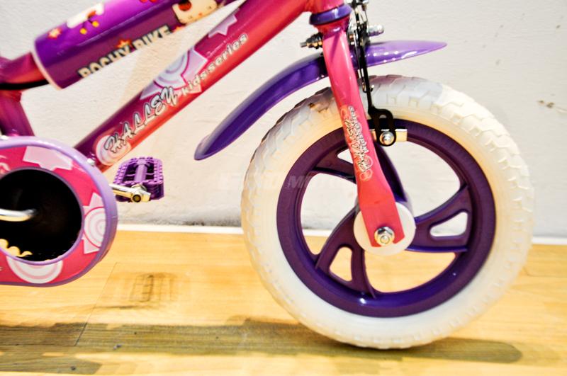 Moto Halley Bicicleta Kids Halley Asterix R12 Nena kids