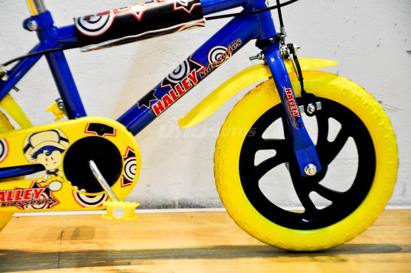 Moto Halley Bicicleta Kids Halley Asterix R12 Varon kids