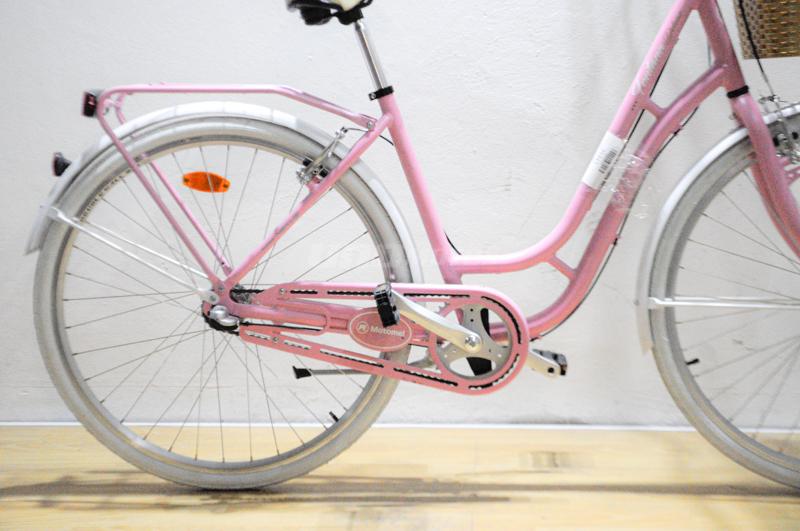 Moto Motomel Bicicletas Bicicleta FONTANA Deluxe