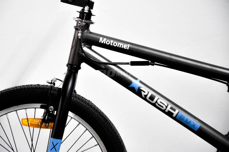 Moto Motomel Bicicleta Rush Bmx