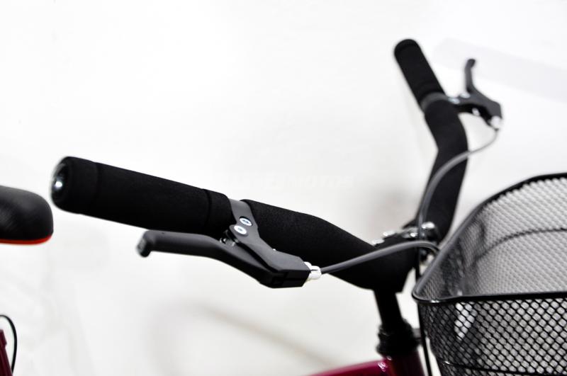 Moto Halley Bicicleta Playera Dama Full R24