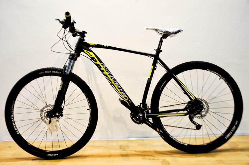 Moto Raleigh Bicicleta RALEIGH MOJAVE 5.5 MTB N.29 Linea 2020