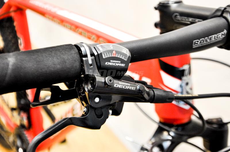 Moto Raleigh Bicicleta RALEIGH MOJAVE 7.0 DELUXE MTB N.27,5