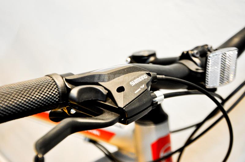 Moto Teknial TARPAN 100ER Bicicleta