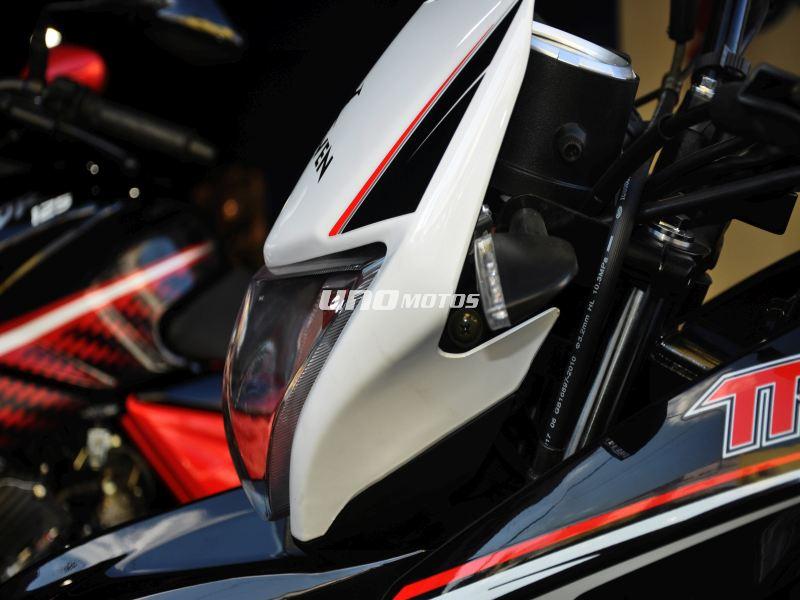 Corven Triax 200 R3 Enduro