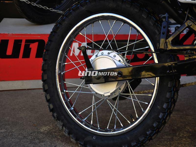 Moto Corven Triax 200 R3 Enduro