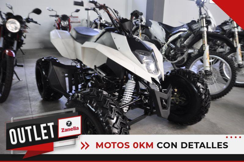 Moto Zanella Cuatri FX 250 King Mad Max 2018 Outlet Z