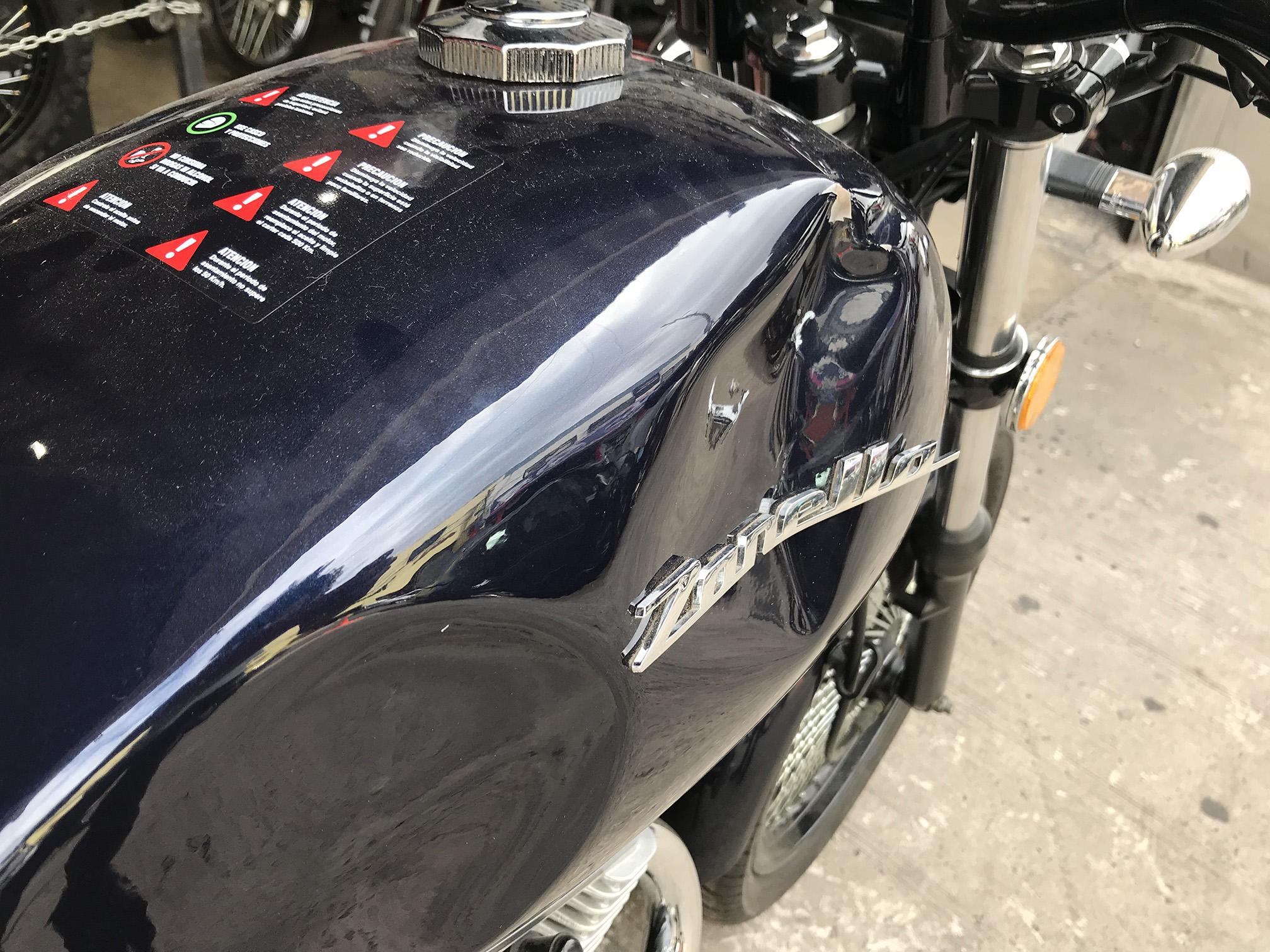 Moto Zanella Ceccato 150 R Outlet Int 18574