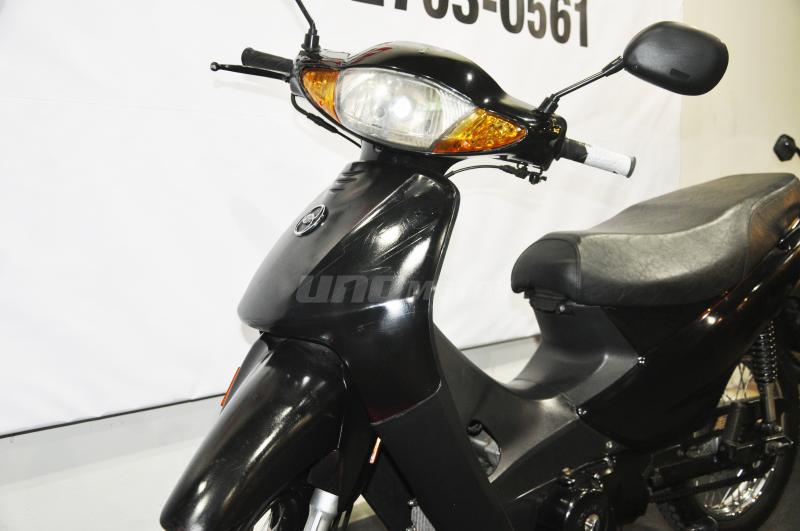 Moto Gilera Smash 110 automatica usada 2016 Con 4000 km INT 21265