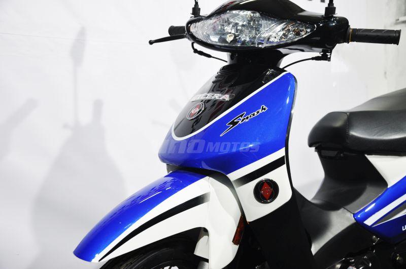 Moto Gilera Smash 110 Base linea 2019