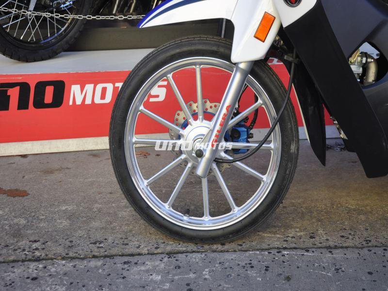 Moto Gilera Smash 110 Full Aleacion/Disco