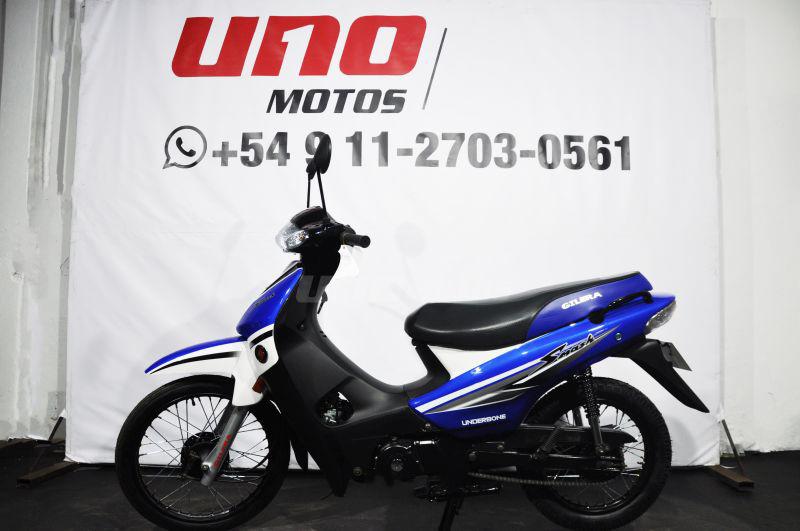Moto Gilera Smash 110 Automatica linea 2019