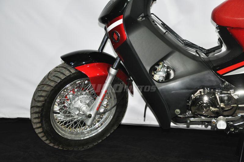 Moto Gilera Smash 110 Tunning Rayo/Disco linea 2019
