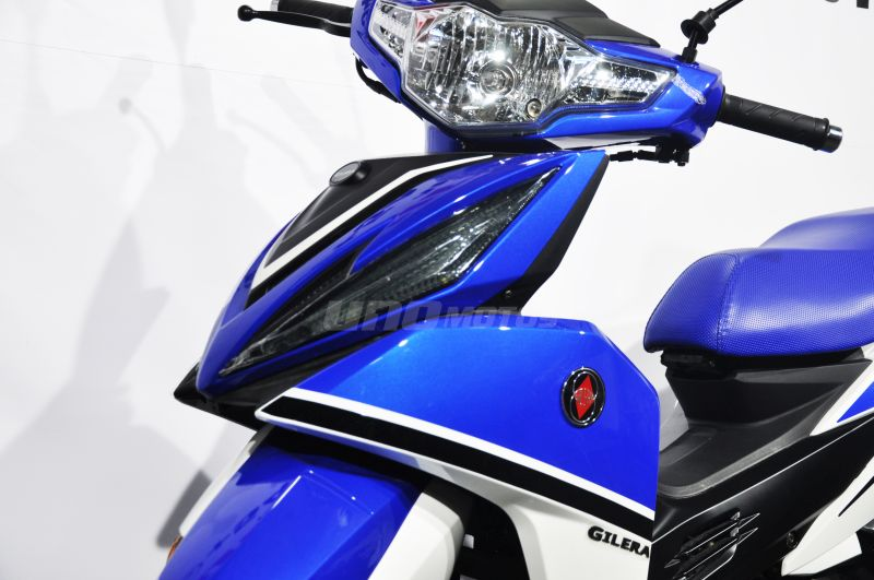 Moto Gilera Smash 125 X linea 2019