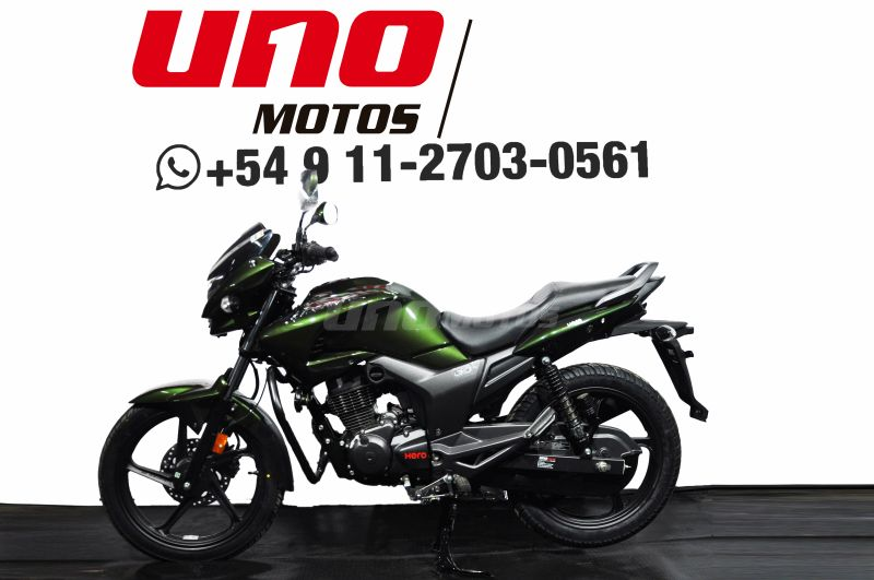 Moto Hero Hunk 150 i3s