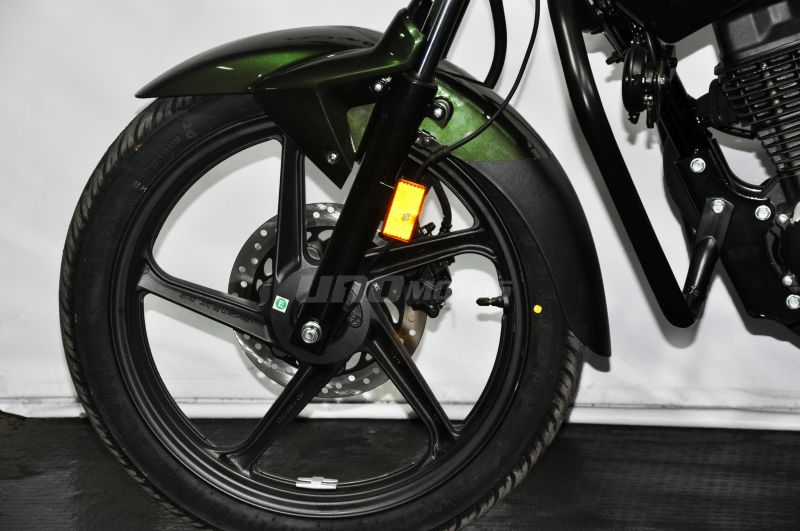 Moto Hero Honda Hunk 150 i3s 2019