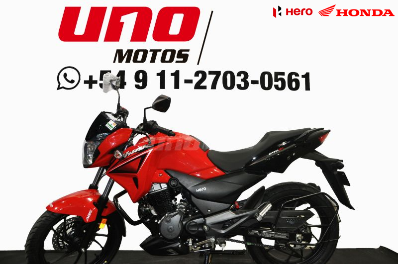 Moto Hero Hunk 200 R ABS PROMO JULIO