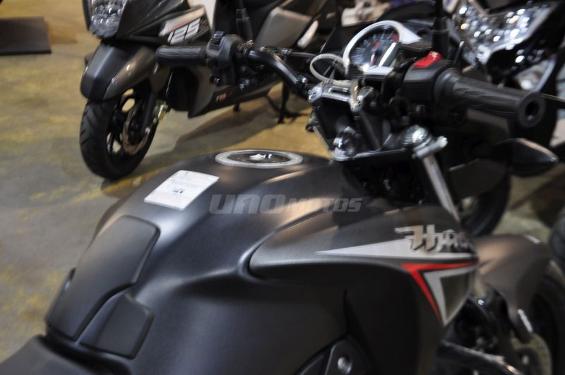 Moto Hero Hunk 200 R Outlet Int 25623