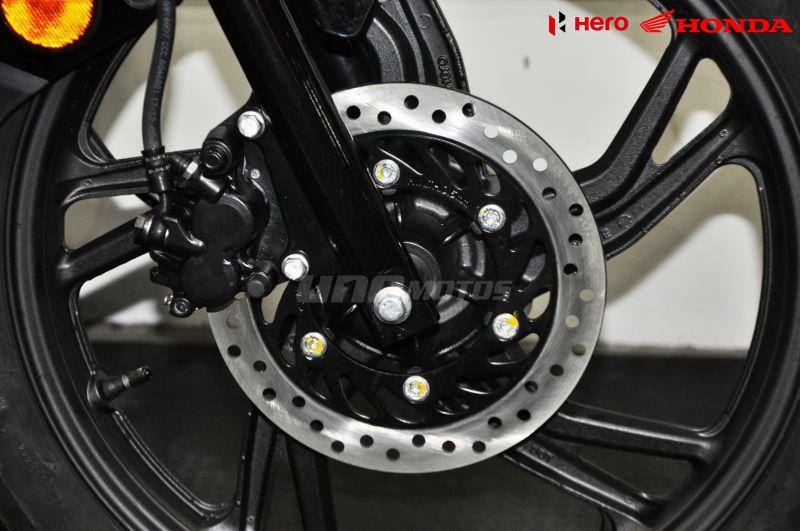 Moto Hero Ignitor 125 i3s 2019