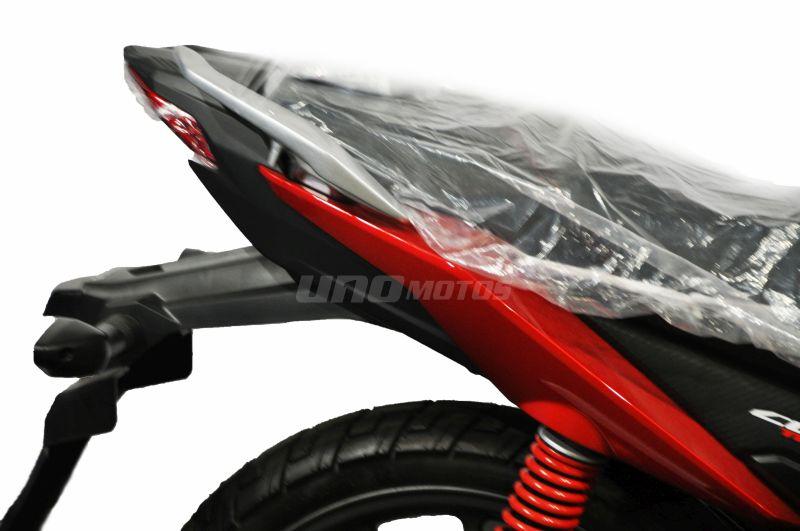 Moto Honda CB 125 F Twister