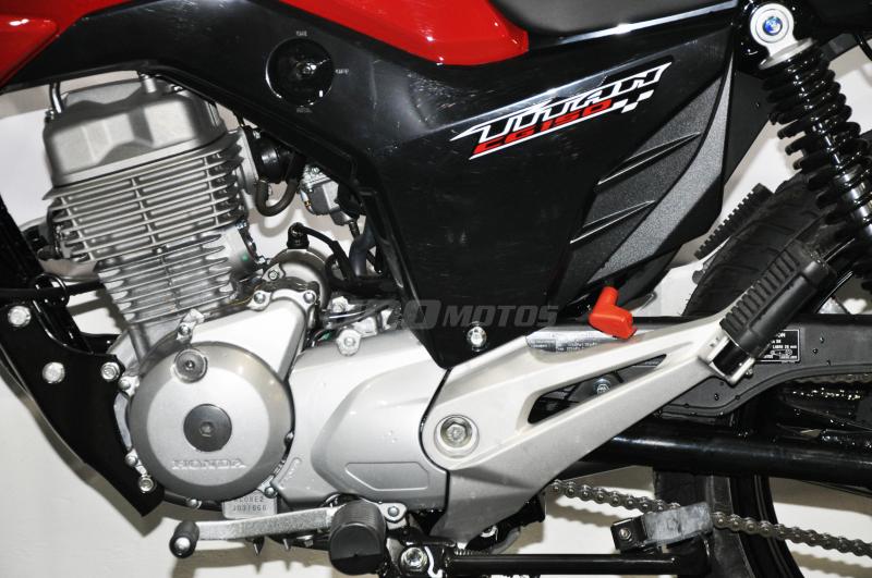 Moto Honda CG 150 new Titan linea 2019