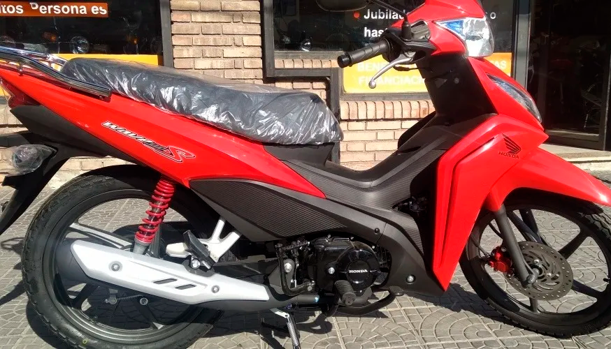 Moto Honda Wave 110 Full