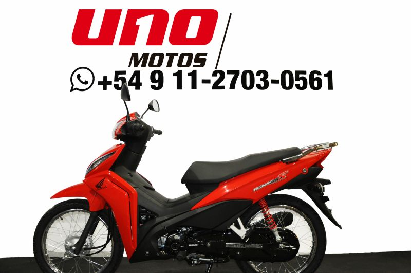 Moto Honda Wave 110 S Base