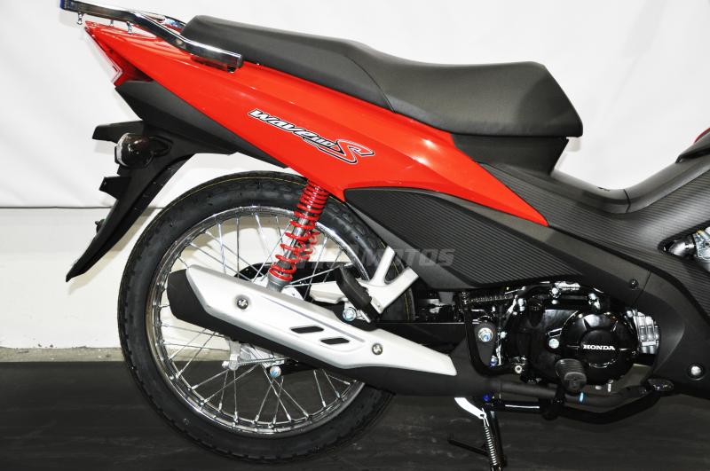 Moto Honda Wave 110 s base linea 2019