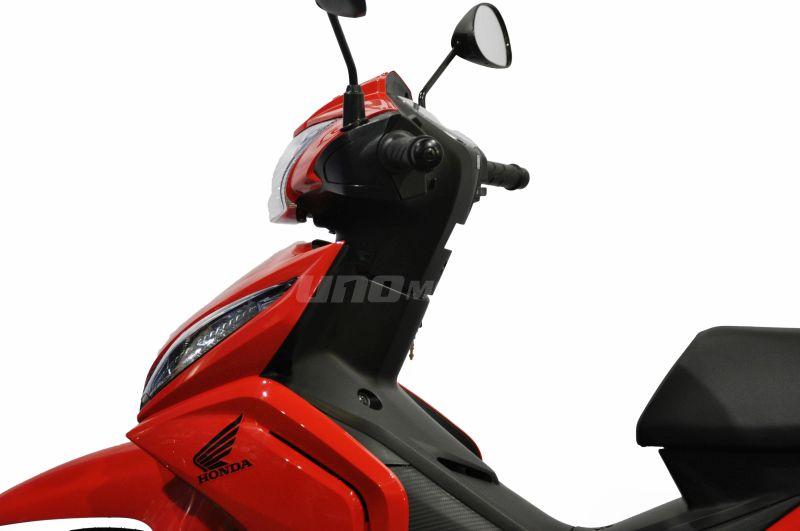 Moto Honda Wave 110 S Base