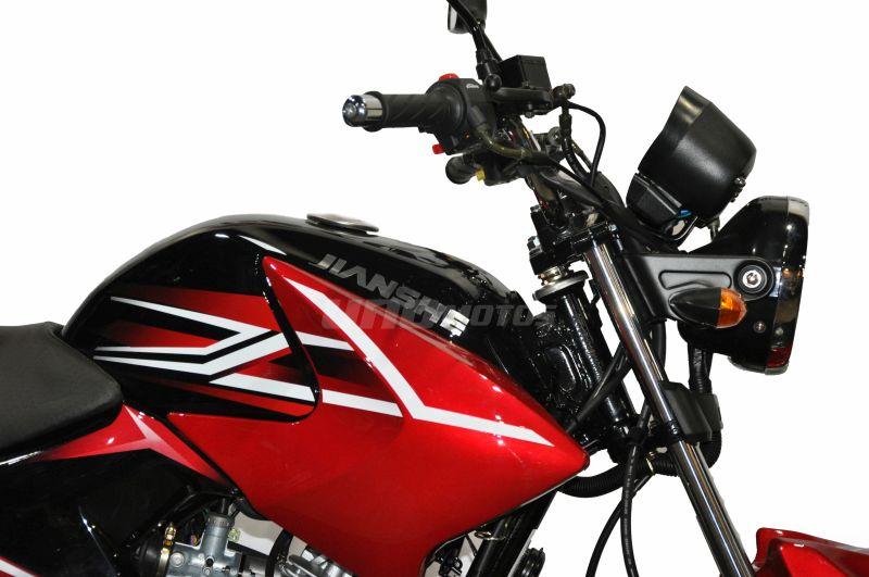 Moto Jianshe Js 125 6BY Full 2019