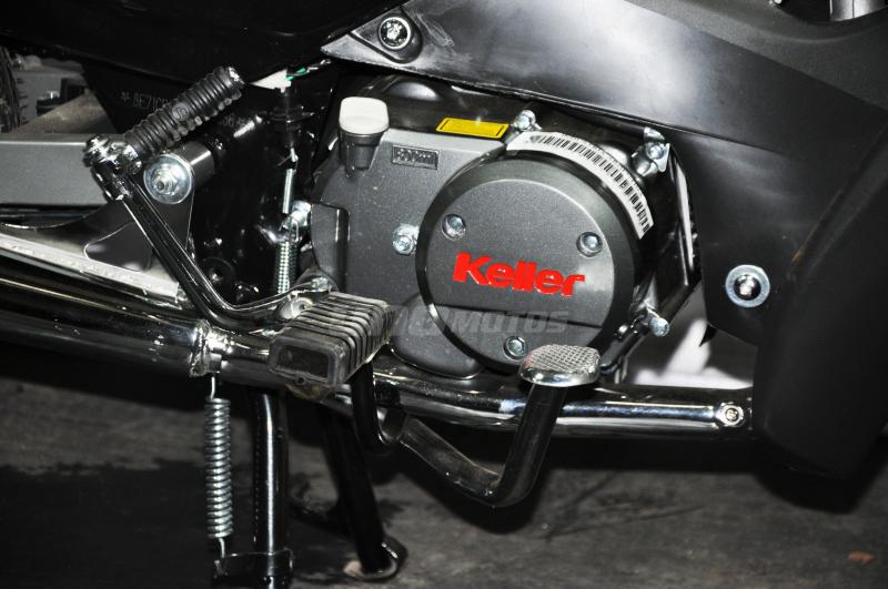 Moto Keller Crono Classic 110 Base 2020