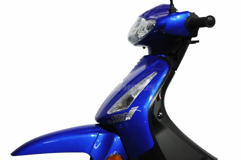 Moto Keller Crono Classic 110 Plus 2019
