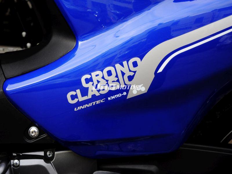 Moto Keller Crono Classic 110 Full 2019