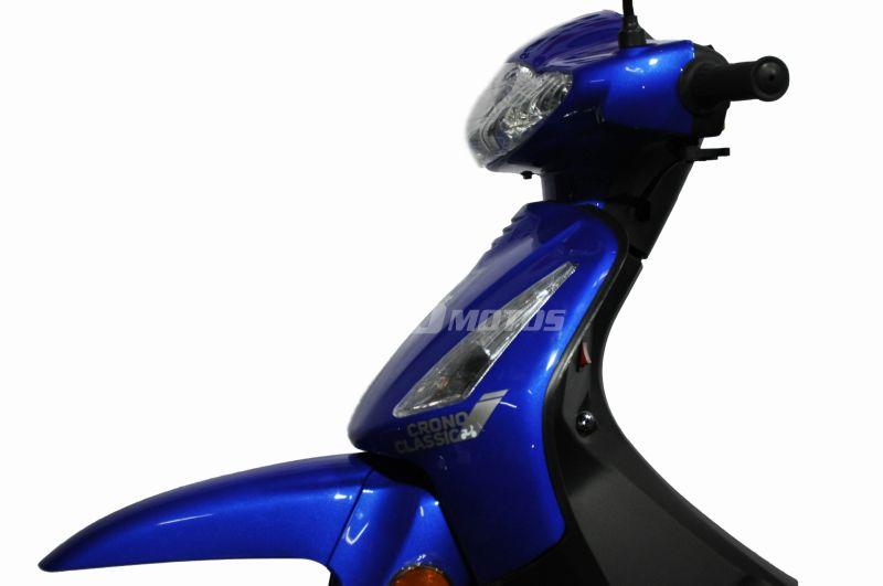 Moto Keller Crono Classic 110 Plus 2021