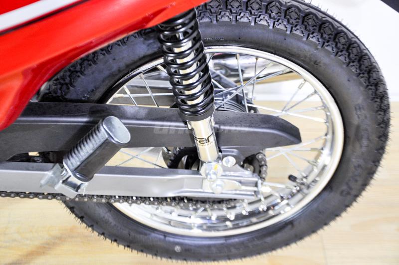 Moto Keller Crono Classic 110 Base