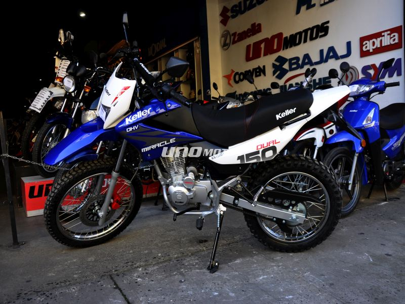 Moto Keller Miracle 150 Evo Outlet INT: 21069