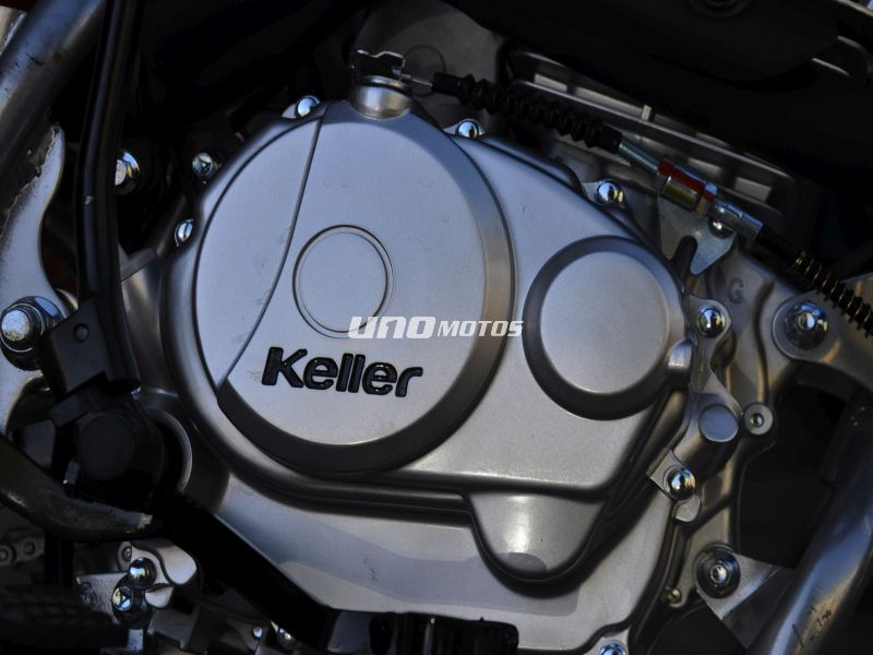 Moto Keller Miracle 150 Evo 2019 PROMO JULIO
