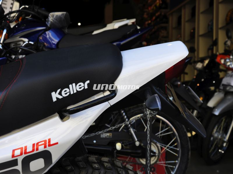 Moto Keller Miracle 150 Evo